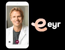 Illustrasjon: Eyr - legene på mobil