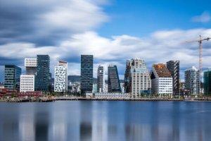 Barcode-området i Oslo