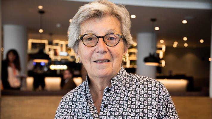 Paula DiPerna, klimaforkjemper.