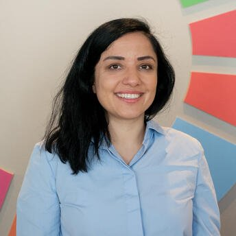Emine Isciel, senioranalytiker for klima og miljø i Storebrand.