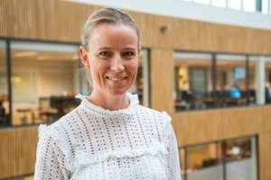 Caroline Johansen i Storebrand