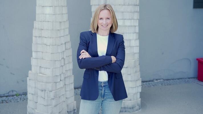 Mari Rindal Øyen, som er leder for spareområdet i Storebrand.