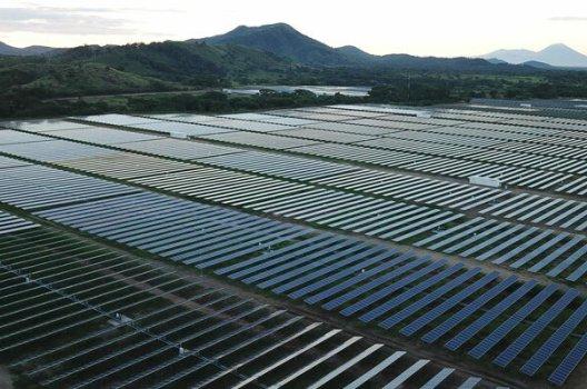 Solcelleparken til Scatec Solar i Honduras