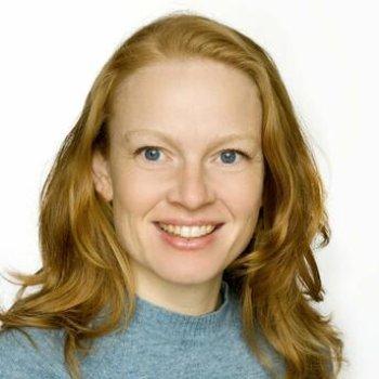 Portrett av Elin Halvorsen i SSB